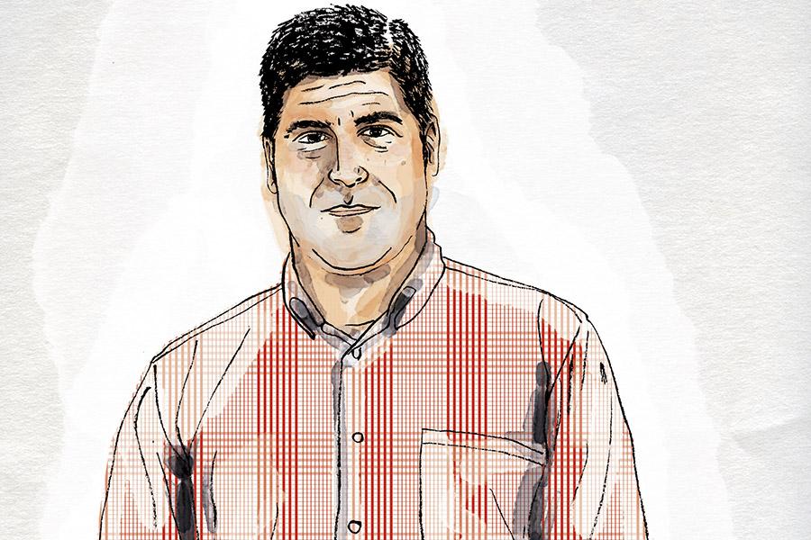 """Eduardo Martínez: """"El sector de los frutos rojos debe plantearse seguir avanzando en la unidad entre agricultores"""""""