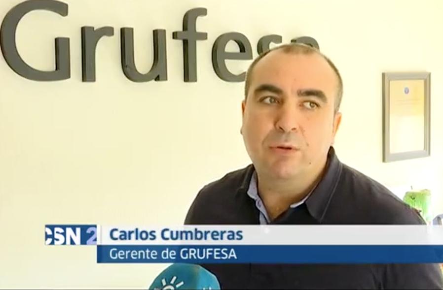 Grufesa realiza un balance general de la campaña para Canal Sur Televisión