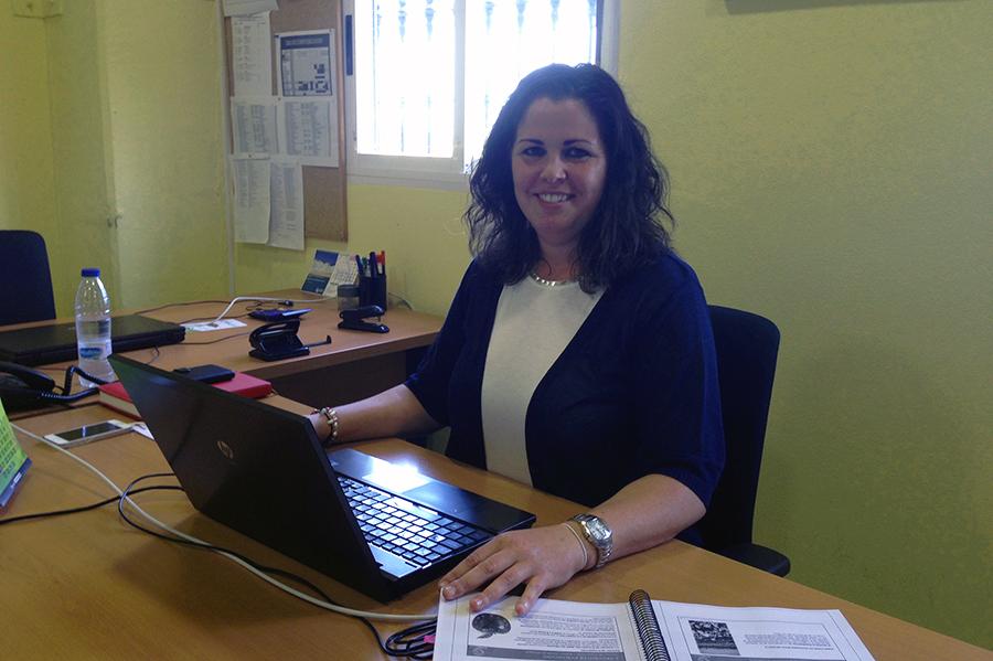 """Lucía Ijano: """"Nos enorgullecemos de ser una empresa pionera en el sector"""""""