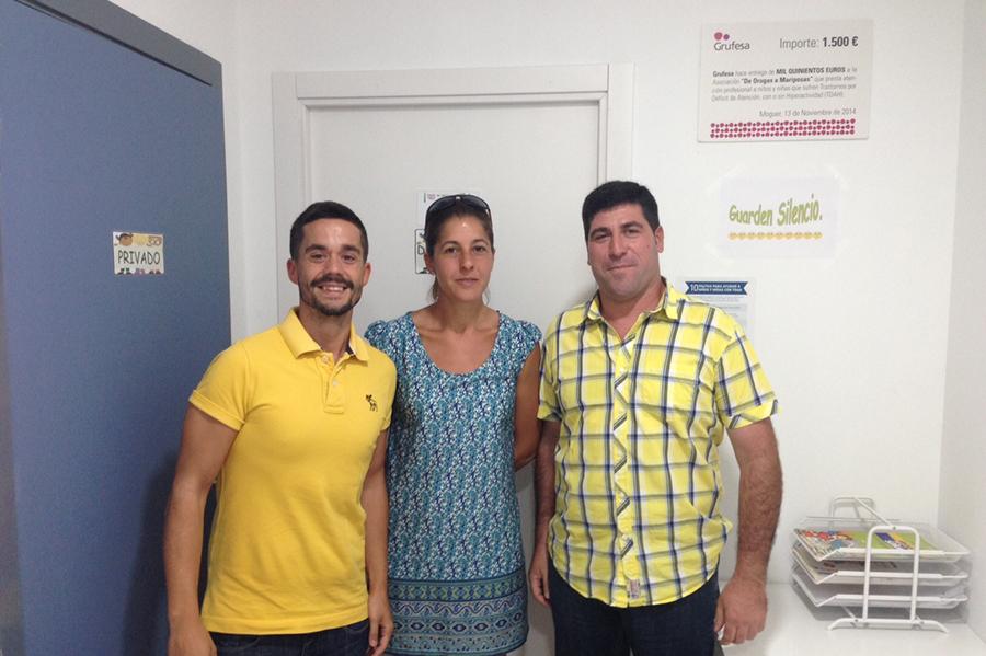 Grufesa colabora con el campamento de verano de una asociación que atiende a niños con Trastorno de Déficit de Atención