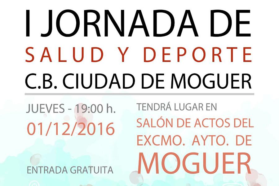 Grufesa promueve hábitos de vida saludable como patrocinador de las I Jornadas de Salud y Deporte Club Baloncesto Ciudad de Moguer