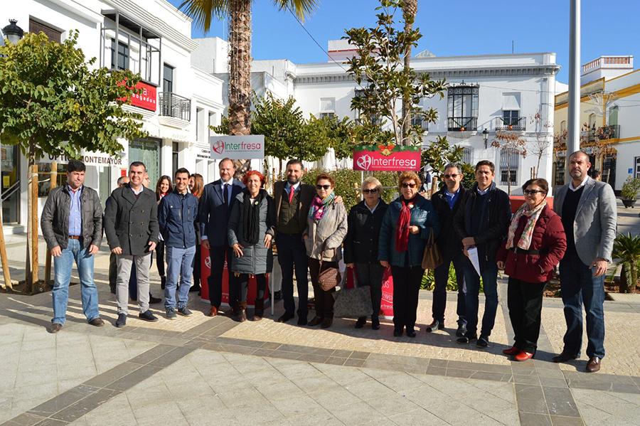Grufesa colabora aportando fresas para recibir el nuevo año con unas Campanadas con fines solidarios