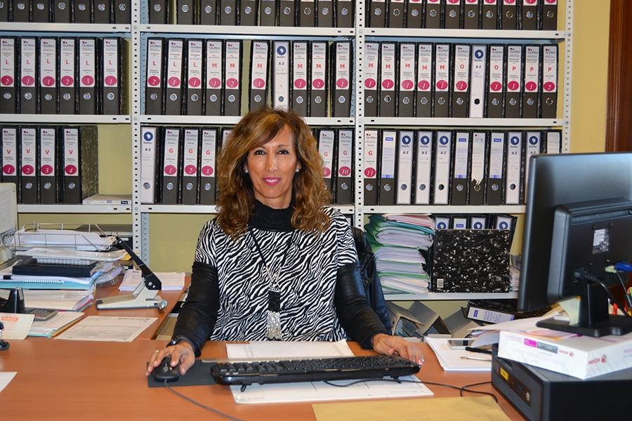 """Manoli Contreras: """"Lo que más me gusta de mi trabajo es el contacto y trato con las personas"""""""