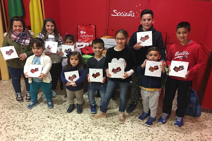 Grufesa colabora en una jornada de convivencia de afectados de acondroplasia