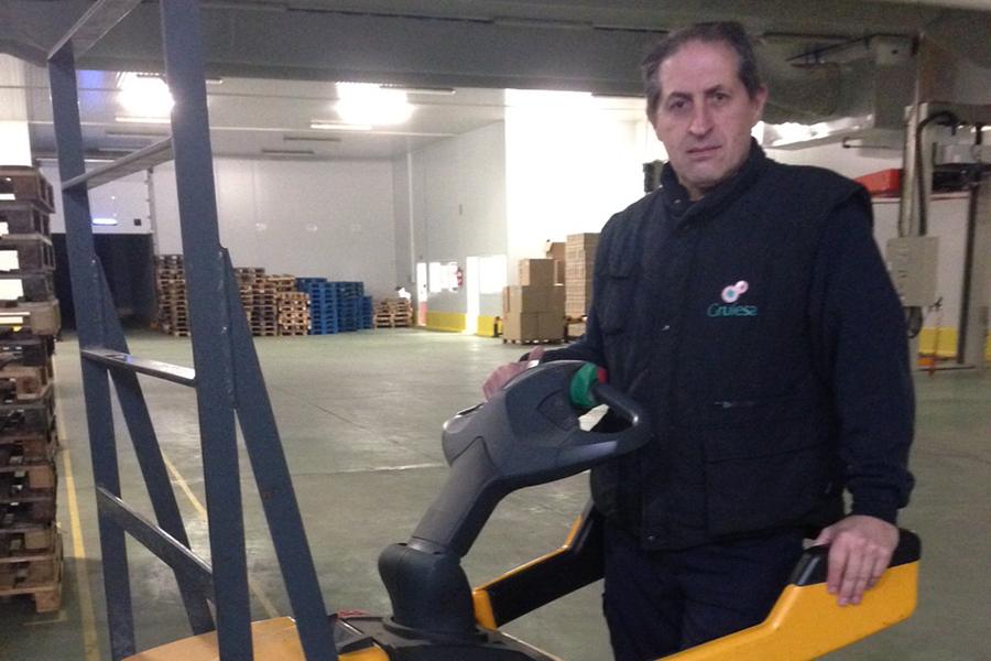 """José Manuel Prieto: """"La empresa ha sufrido una gran evolución desde que yo entré"""""""
