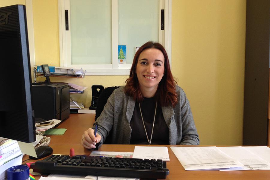 Rocío Pérez Cambriles: Una década al servicio  fiscal del socio