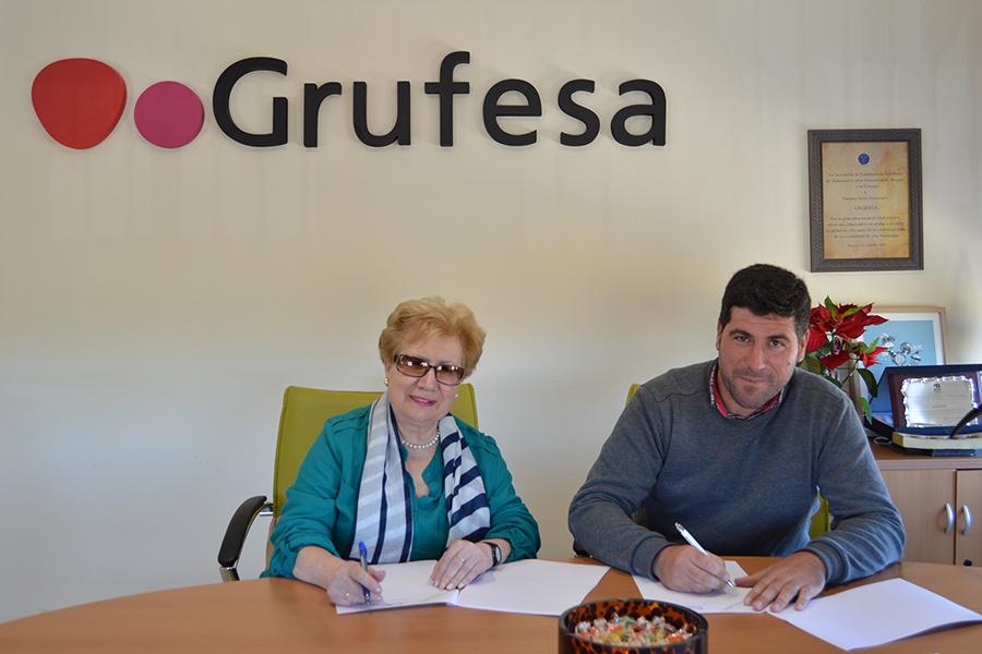 Grufesa colabora con Afame en la adquisición de un segundo vehículo adaptado para enfermos de Alzheimer