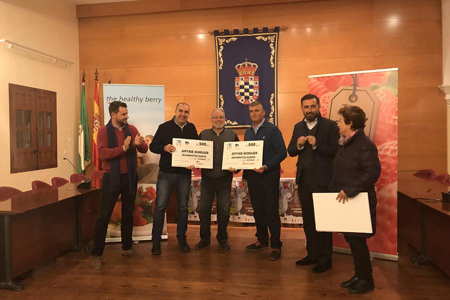 Grufesa anima a comprar en Moguer y colabora con la Asociación Española Contra el Cáncer para sembrar de ilusión la Navidad
