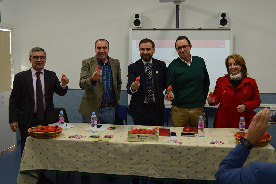 Grufesa consolidates its 'Grow your values' educational awareness campaign in Moguer and the surrounding area
