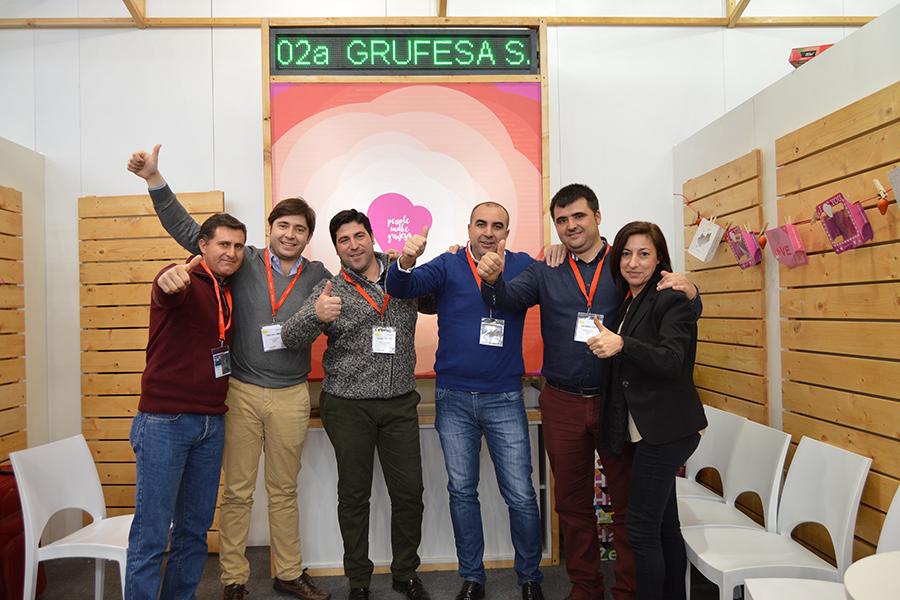 Fruit Logistica reconoce los hitos en sostenibilidad que avalan el modelo productivo de Grufesa como un referente del sector