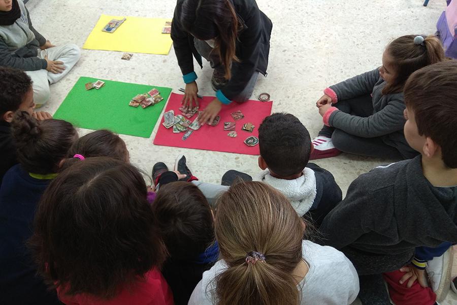 Escolares de Moguer y Mazagón se conciencian de la importancia de una alimentación saludable y del ejercicio físico para crecer sanos y fuertes
