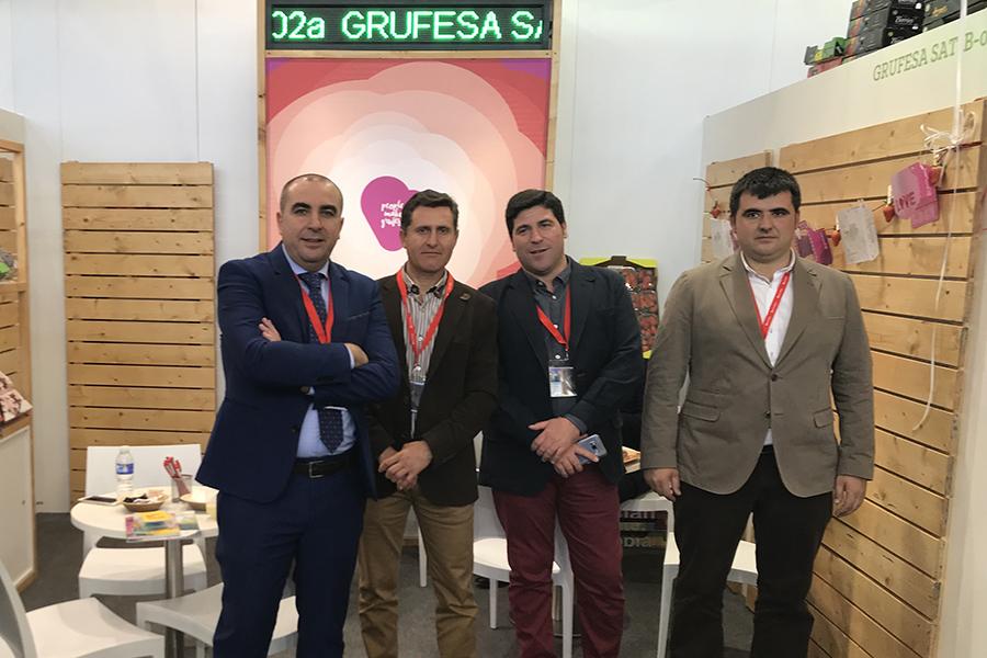 Grufesa se renueva para consolidar su modelo productivo y fortalecer su liderazgo en el sector de las berries