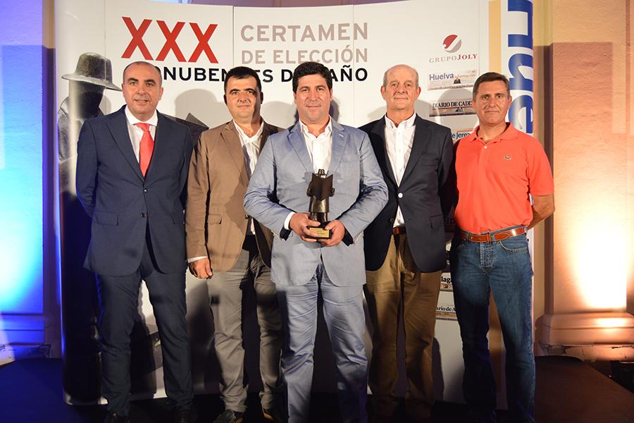 Grufesa recoge el premio Onubenses del Año que reconoce la implantación del modelo de empresa que la distingue en el sector