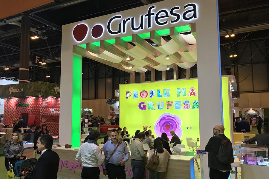 Grufesa consolida en Fruit Attraction su apuesta por las personas como modelo de empresa y la creación de nuevas experiencias de consumo