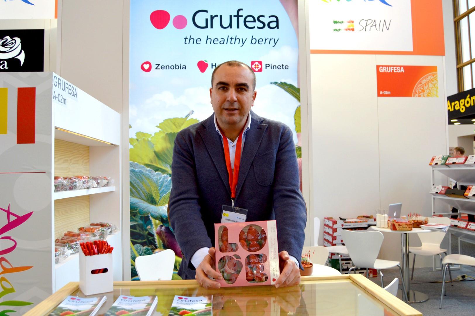 Grufesa mostrará en Fruit Logistica sus novedades de 'packaging' para esta campaña