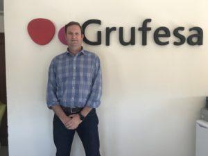 Luis Vázquez Mora, nuevo gerente de Grufesa